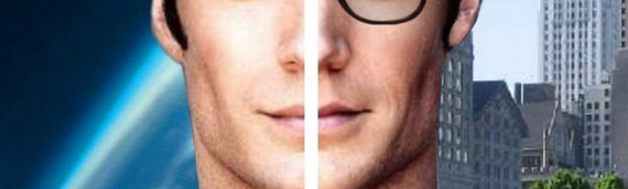 A diferença entre o Clark Kent e o super-homem é que só um deles usa óculos!