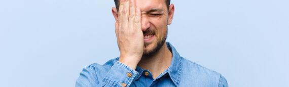 Você sabia que existe celulite ocular?